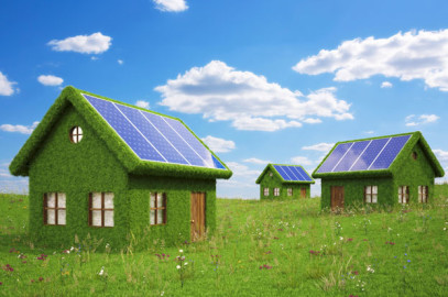Солнечные батареи становятся все более популярными